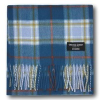 Gretna Green 格林小鎮 Mussleburgh 格紋羊絨圍巾