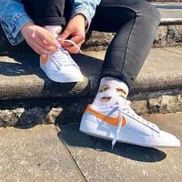 Nike 耐克 W BLAZER LOW LE 復刻休閑板鞋 AV9370