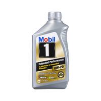 Mobil 美孚 金裝1號 EP 0W-20 SN 全合成機油 1Qt *4件