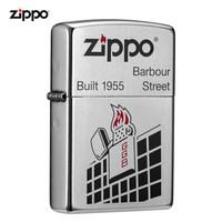 之寶(Zippo)打火機 誕生的地方花紗鍍鉻彩印207-040007