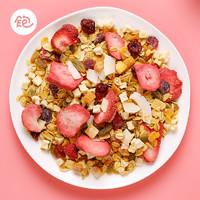 王飽飽 60%水果即食烘焙脆麥片 400g