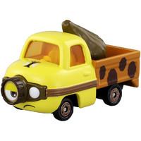 日本TOMY/多美卡 合金小汽車模型 神偷奶爸斯圖爾特運輸卡車131434