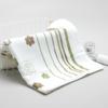 良良嬰兒浴巾幼兒竹纖維浴巾加厚 新生兒寶寶毛巾被吸濕柔軟