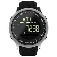 紐曼EX18藍牙智能手表 運動計步手環防水秒表遙控拍照多功能男女