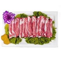 LAOHEQIAO 澇河橋 寧夏灘羊 脆骨肉片  260g *4件