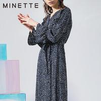 MINETTE 30119148009 女士系帶連衣裙