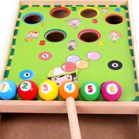 雙人桌球游戲玩具