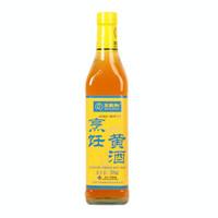 王致和 料酒 烹飪黃酒 500ml 中華老字號 *7件