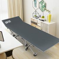 萬代 WANDAI 折疊床辦公室單人午休床 簡易陪護床 折疊躺椅