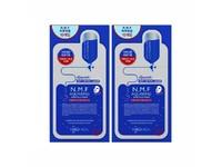MEDIHEAL 可萊絲 N.M.F針劑水庫保濕面膜 10片 2盒裝