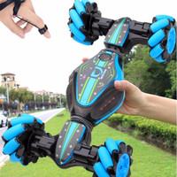 兒童玩具遙控汽車扭變車四驅越野車漂移特技男孩充電動攀爬車玩具