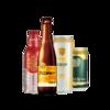 青島啤酒鴻運當頭+白啤+奧古特+皮爾森 節慶組合裝