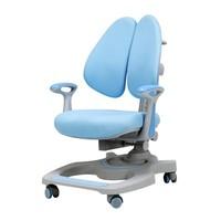 京東PLUS會員 : 黑白調學習時光 HETY024US 天使雙背兒童學習椅