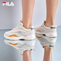 FILA 斐樂官方 RAY情侶款老爹鞋2019新款休閑復古跑步鞋男女鞋