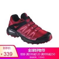 薩洛蒙(Salomon)女款戶外輕量耐磨越野跑鞋 XT INARI W 甜菜紅 407441 UK4.5(37 1/3)