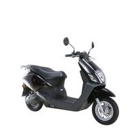 五羊本田凈原T1電動車踏板摩托車電動車 電動摩托車 珍珠黑 手碟 60V
