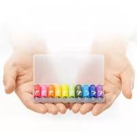 MI 小米 7號電池 彩虹堿性電池 10粒裝 *21件