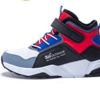 双11预售:361° 儿童棉高帮休闲运动鞋