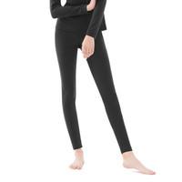 HOTCHILLYS 紅辣椒 戶外功能內衣女士打底褲速干透氣保暖褲 PB3072 黑色 M