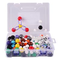 Kepu 可普 化學分子結構模型(127顆球+162根鍵)