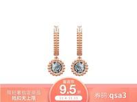 特價 Swarovski 施華洛世奇 女士時尚玫瑰金色耳環 5468739