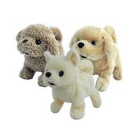 11日0點:日本iwaya電動狗寵物玩具仿真狗會叫會走毛絨兒童玩具