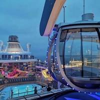 雙11預售 : 皇家加勒比郵輪 海洋光譜號 上海-日本-上海 5-6天郵輪游
