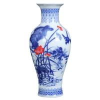 青默窯 T2012036 景德鎮陶瓷器花瓶