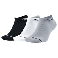 Jordan 官方 JORDAN JUMPMAN NO SHOW運動襪(3 雙) SX5546