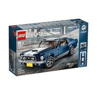 百亿补贴:LEGO 乐高 创意系列 10265 福特野马