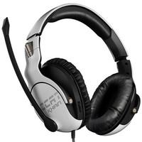 德國冰豹ROCCAT 悍音Khan PRO Hi-Res  頭戴式游戲耳機  白色