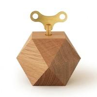 SIEBENSACHEN 橡木音樂盒