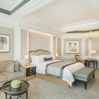 双11预售 : 珠海瑞吉酒店 豪华大床房/十字门江景大床房1晚套餐