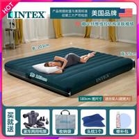 氣墊床單人戶外簡易充氣床墊家用懶人床 +家車兩用電泵+1個枕頭 *2件