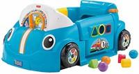 Fisher-Price費雪 Laugh & Learn 益智爬行階段玩具車