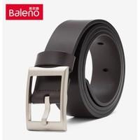 11日0點、雙11預告 : Baleno 班尼路 88713008 男士針扣皮帶