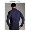 預售 Massimo Dutti男裝 2019秋冬新款標準版純棉牛津布襯衫 00138102401