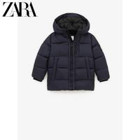ZARA 男童基本款棉服夹克外套 05992771401