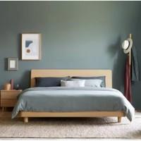 样子 103°人体工学双人床 (1.5米单床款)