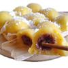 腾喵 东北手工传统特产粘豆包320g*6袋