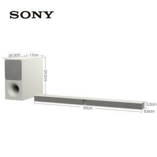 Sony/索尼 HT-CT290 无线蓝牙回音壁家庭影院 电视音响