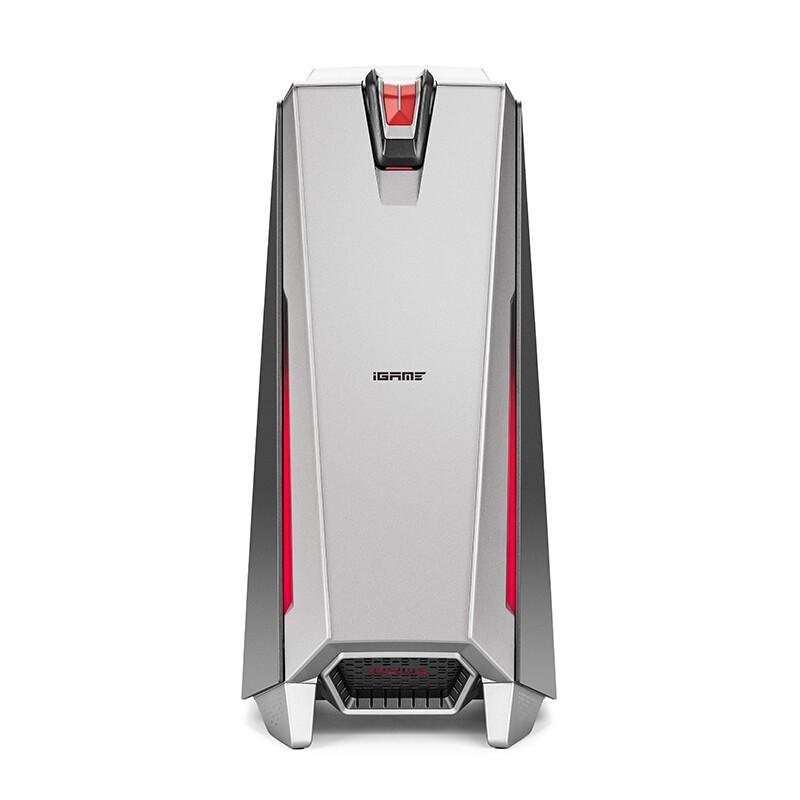 COLORFUL 七彩虹 iGame Sigma M500 电脑主机(i5-9400F、16GB、256GB+1TB、RTX2060 super)