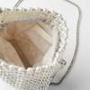 ZARA TRF 17350004002 女士珍珠裝飾單肩包