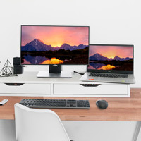 DELL 戴尔 U2417H 微边框IPS高清屏显示器 23.8英寸