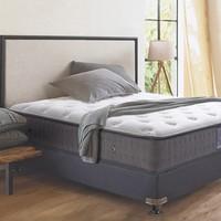 KING KOIL 金可儿 护脊之床2.0 偏硬护脊乳胶弹簧床垫 1.8m