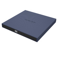 綠聯外置光驅usb盒移動便攜式type-c高速讀碟取器