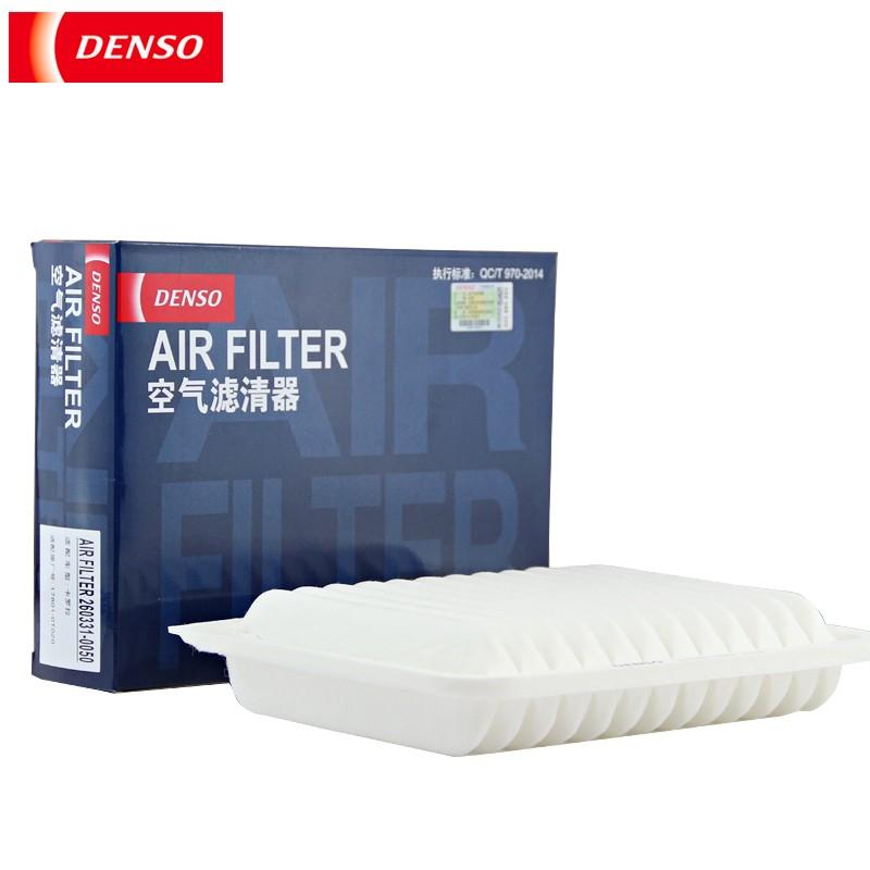 DENSO 电装 DA-T0105 空气滤清器 丰田专用