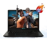 ASUS 华硕 顽石热血版 YX570 游戏笔记本(R5-2500U、8GB、128GB+1TB、GTX1050)