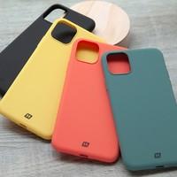 MOMAX 摩米士 iPhone XR-11 Pro Max 液态硅胶手机壳 *2件