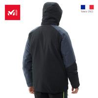 觅乐MILLET2019 新品款弹力保暖轻盈防水滑雪服 MIV8536